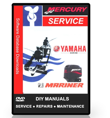 Product picture Mercury Mariner Outboard Manual 70-115hp 87-1993